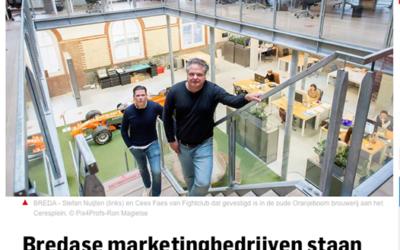 Bredase marketingbedrijven aan de top